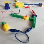 Physics circuits for school