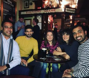 London Tutors Meetup
