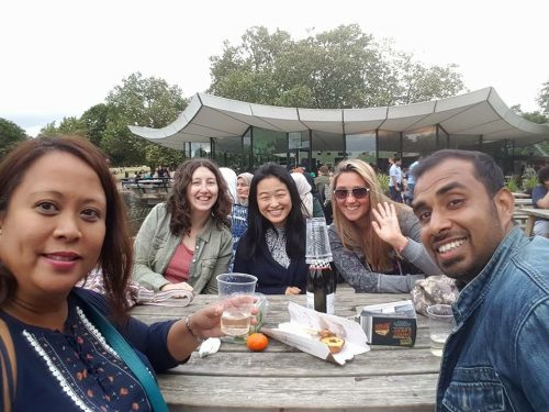 Tutors meetup Hyde Park London