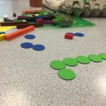 Counters are a powerful tool in learning maths.