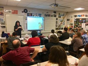 Re-vision workshop at the maths conference