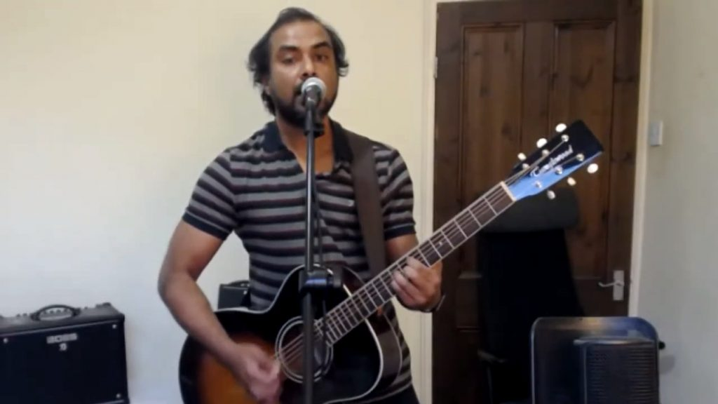 Atul Rana Guitar and Singing Live stream.